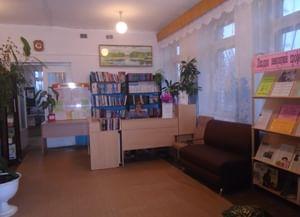 Волосатовская сельская библиотека-филиал
