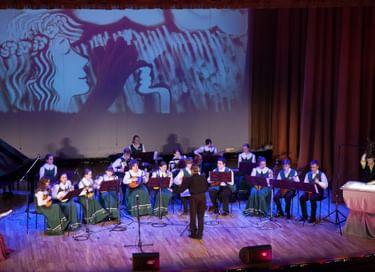 Сказка с оркестром «Синюшкин колодец»