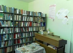 Староабдуловская сельская библиотека