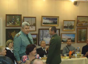 Встреча «День памяти погибших в Чеченской Республике»