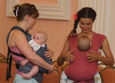Музыкальная программа «Бэби-концерт» для младенцев и их родителей»