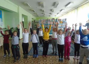 Библиотека-филиал № 10 с. Новопестерево