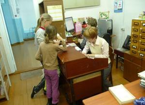 Муниципальная библиотека с. Садовое