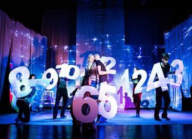 Новогодний мюзикл «Часовщик»