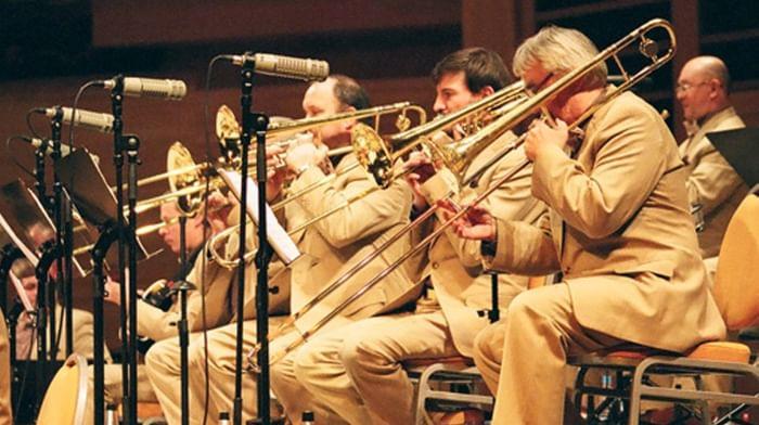 Два века джаза  с Биг-бендом Олега Лундстрема