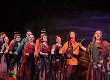 Оперетта «Цыганский барон»