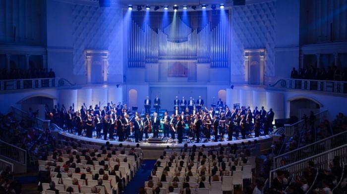 Чайковский. «Евгений Онегин» – опера в концертном исполнении