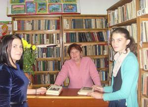 Лопаревская сельская библиотека-филиал № 13