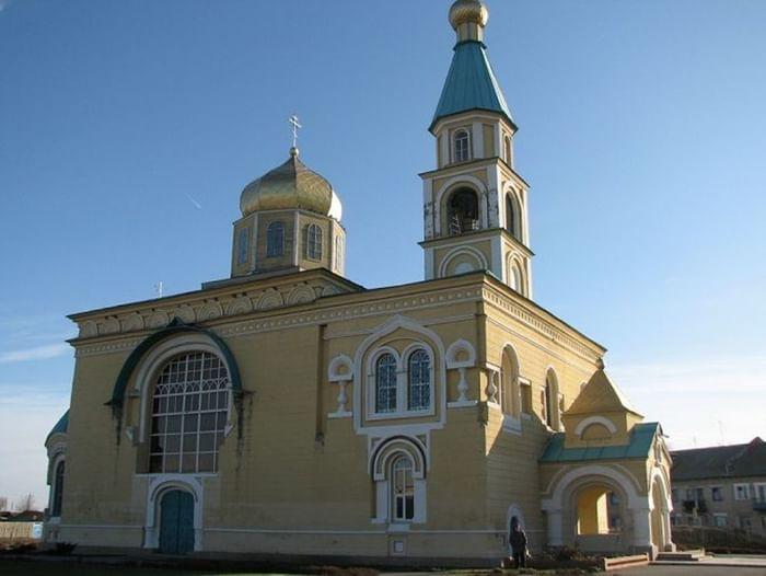 Туристический маршрут «Дороги мировых религий»