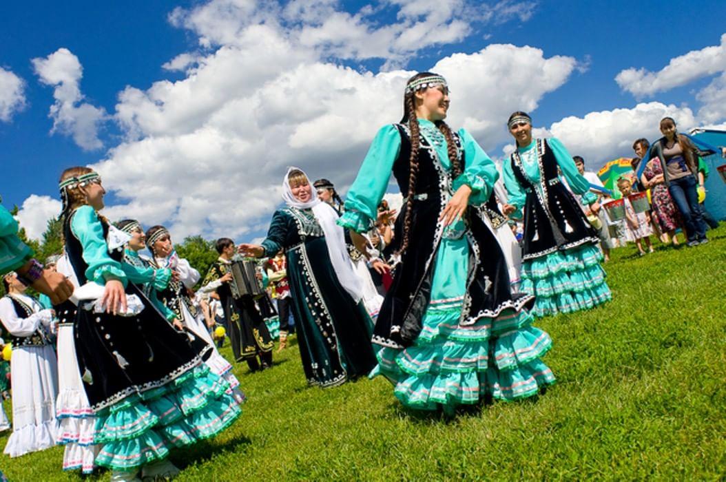 татарские традиции картинки думающего