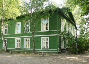 Дом Достоевского. Пять мемориальных музеев накарте России