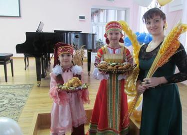 VI Муниципальный вокальный конкурс «Золотой колосок»