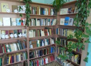 Рохмановская поселенческая библиотека