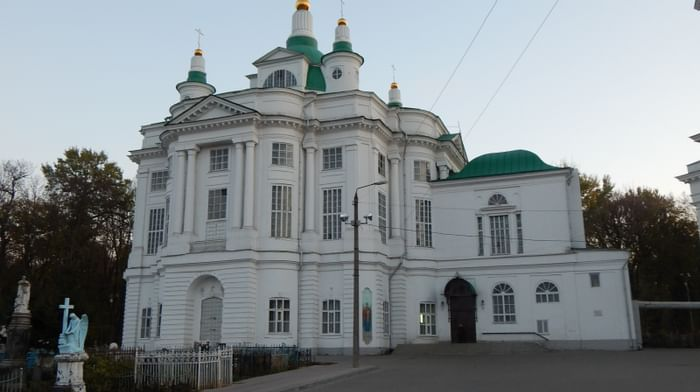 Всехсвятский собор в Туле