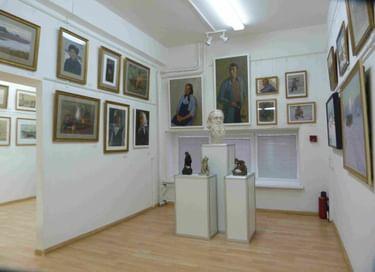 Выставка «Городская коллекция изобразительного искусства XX−XXI в.»