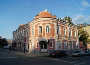 Центральная городская библиотека им. М. Горького г. Елец