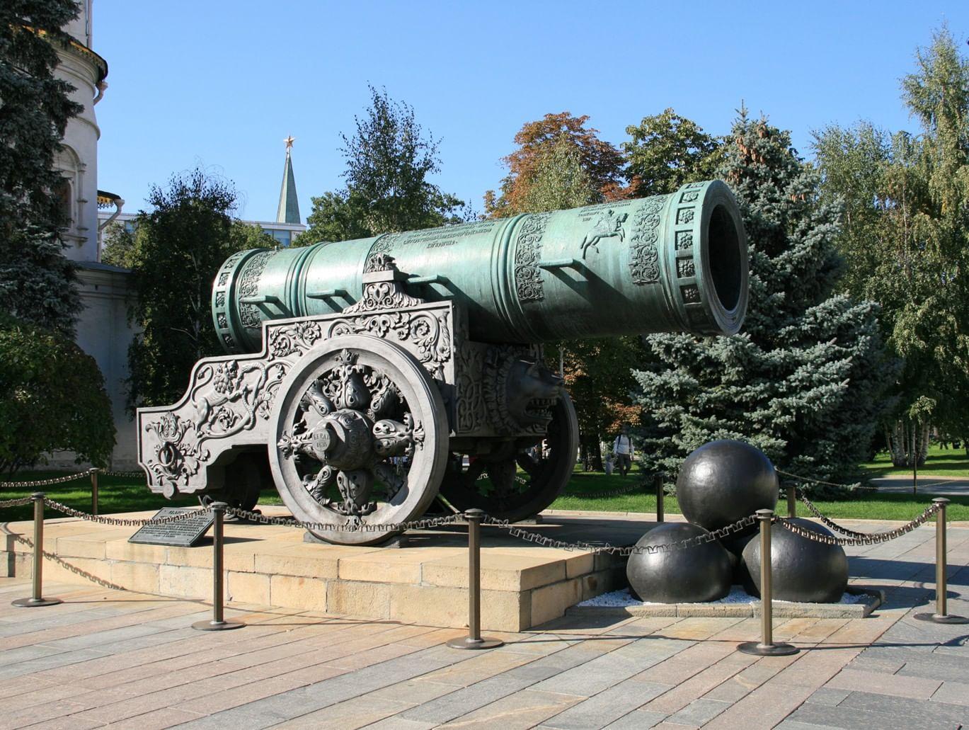 Пушки и русское искусство. Галерея 2. Чугунное литье
