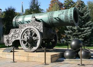 Пушки и русское искусство