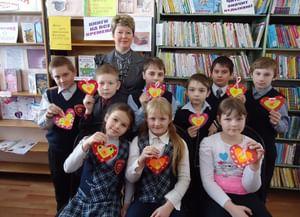 Детская библиотека с. Петропавловка