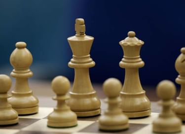 Встреча шахматного клуба