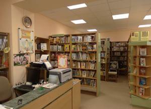 Талажский библиотечный филиал