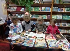 Овсорокская сельская библиотека