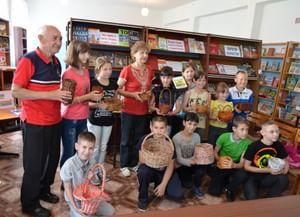 Отрадо-Ольгинская сельская библиотека
