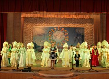 Фестиваль «Дети Левокумья за мир на Кавказе»