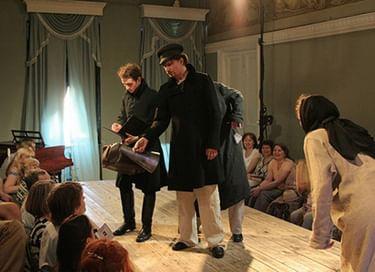 Спектакль «А. С. Пушкин. Дубровский»