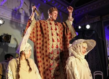 Спектакль «Сказка о Салтане и Гвидоне»