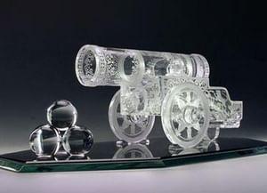 6 стеклянных экспозиций