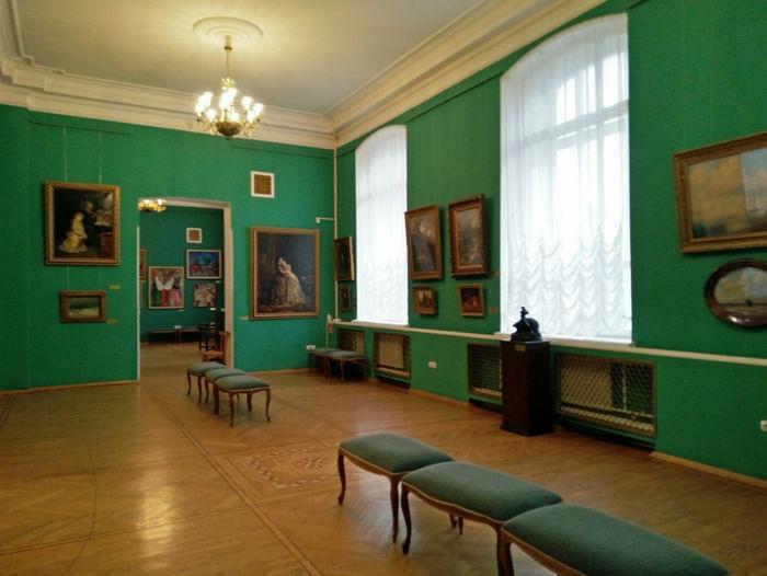 Выставка «Русское искусство второй половины XIX века»