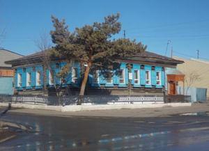 Централизованная музейная система Нагайбакского муниципального района