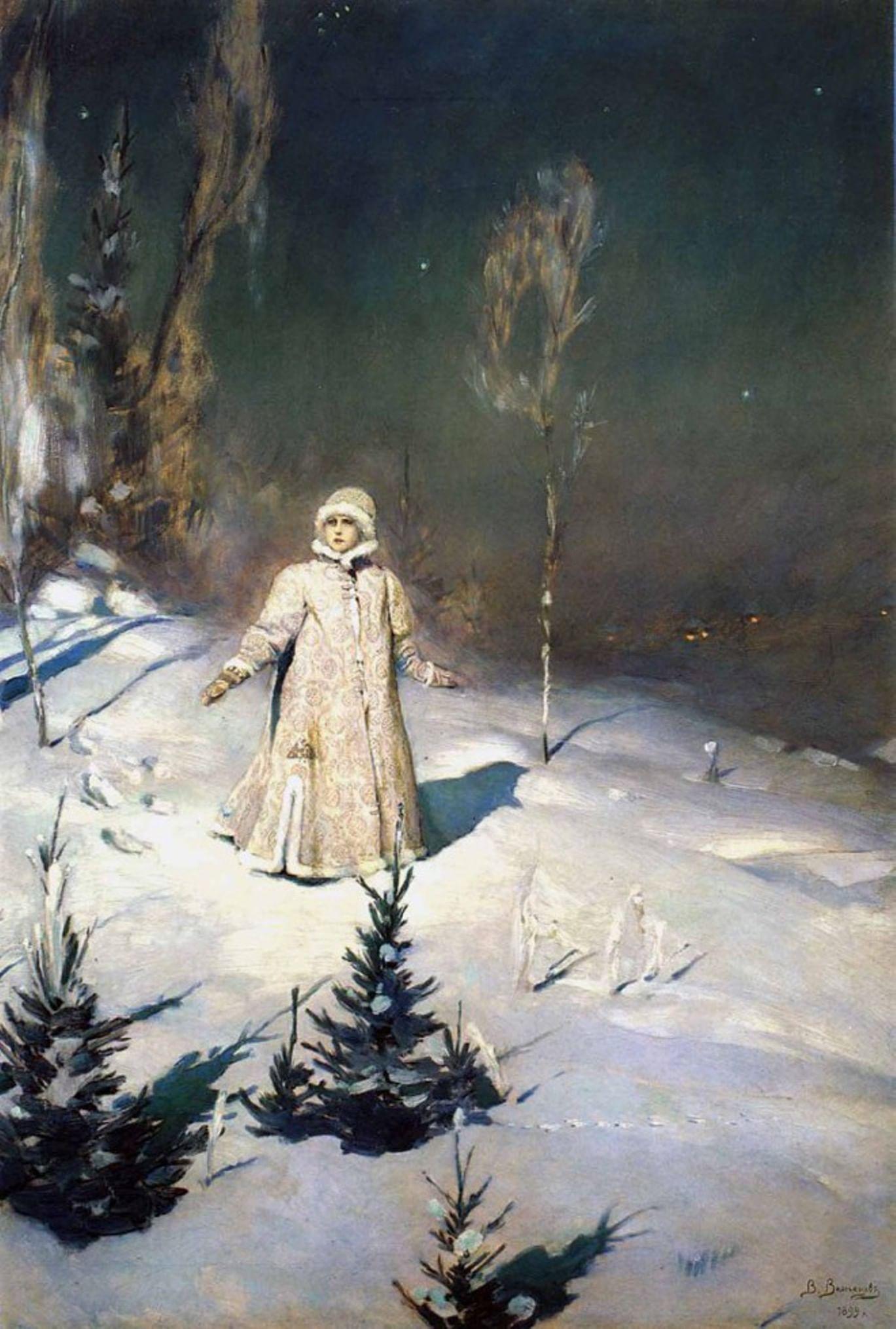 Биография Деда Мороза. Галерея 2