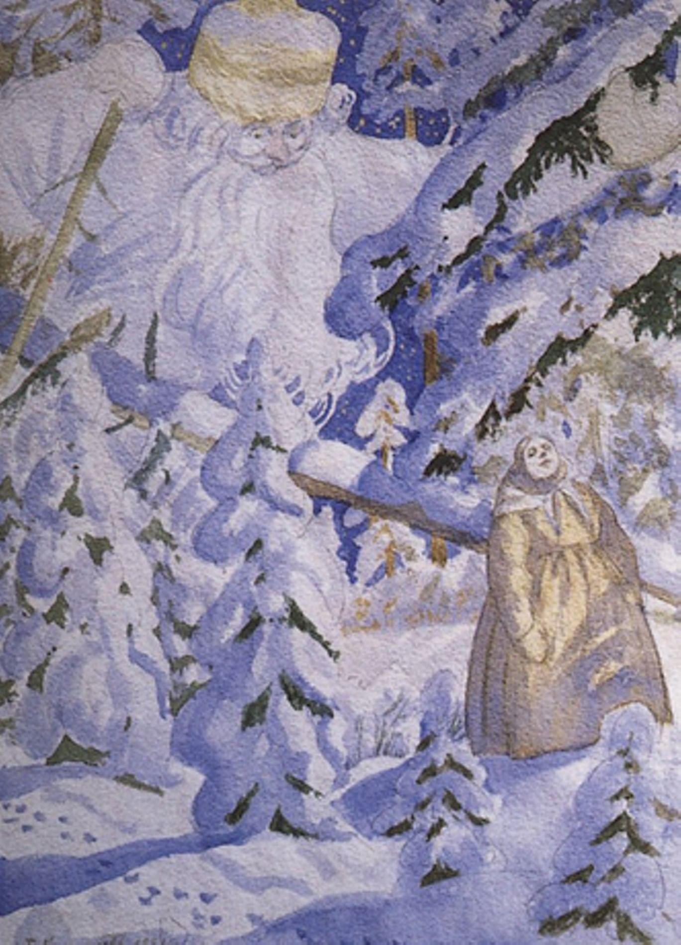 Биография Деда Мороза. Галерея 3