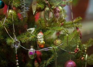 Праздник «Путешествие к новогодней елке в Ростовском кремле»