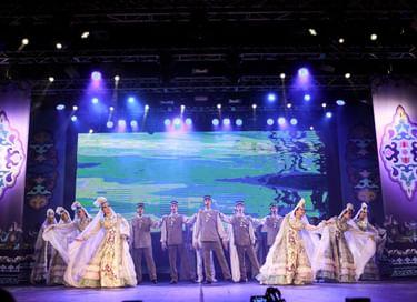 Концерт ансамбля «Агидель»