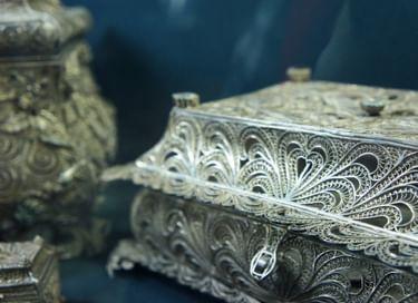 Выставка «Золотая кладовая»