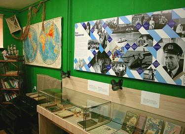 Выставка-экспозиция «Славка с улицы Герцена»