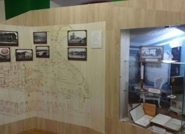 Выставка-экспозиция «Усадьба Колмаковых: память места»