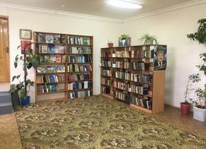 Библиотека-филиал № 22 г. Грозного