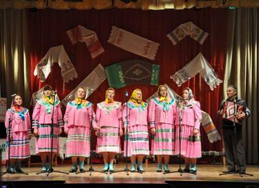 Зональный этап фестиваля народного творчества «Таланты земли Вологодской»
