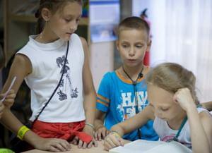 Детская библиотека № 10 г.о. Тольятти