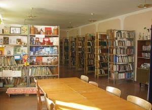 Елизаветовская сельская библиотека