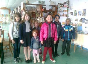 Добрушинская сельская библиотека