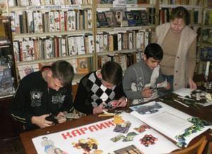 Малореченская сельская библиотека