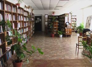 Крайненская сельская библиотека