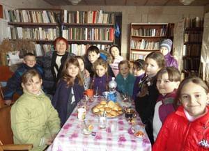Карьерновская сельская библиотека