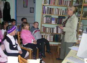 Лушинская сельская библиотека