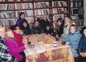Нивенская сельская библиотека